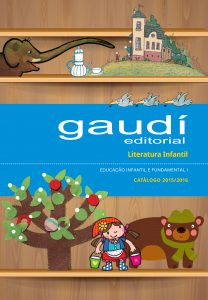 Catalogo infantil Gaudi_capa.indd